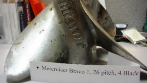 Mercruise Bravo 1 26 Pitch a
