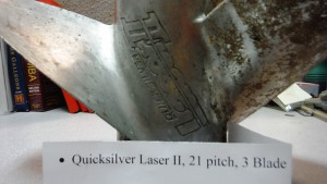 Quicksilver Laser II 21 Pitch a - Copy