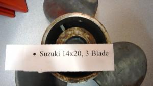Suzuki 14x20 a